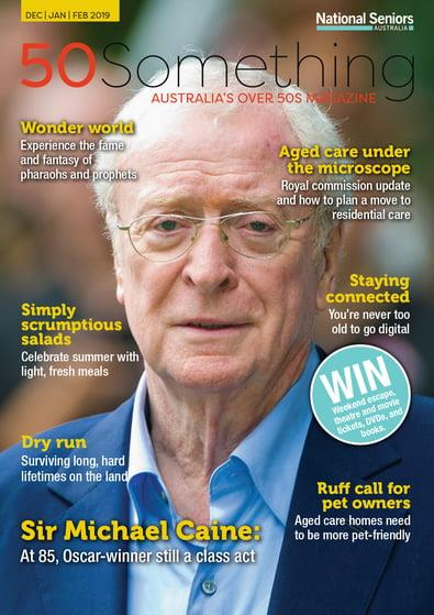 Image of 50 Something Magazine 12 Month Subscription