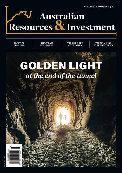 Image of Australian Resources & Investment Magazine 12 Month Subscription