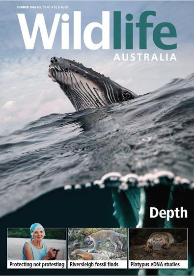Magazine : Wildlife Australia Magazine 12 Month Subscription