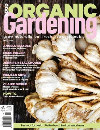 Magazine : Good Organic Gardening Magazine 12 Month Subscription