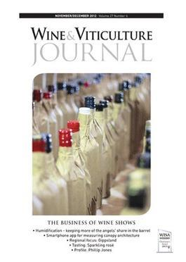 Magazine : Wine & Viticulture Journal Magazine 12 Month Subscription
