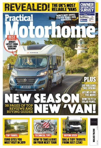 Magazine : Practical Motorhome Magazine 12 Month Subscription