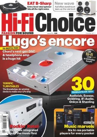 Hi Fi Choice Uk magazine