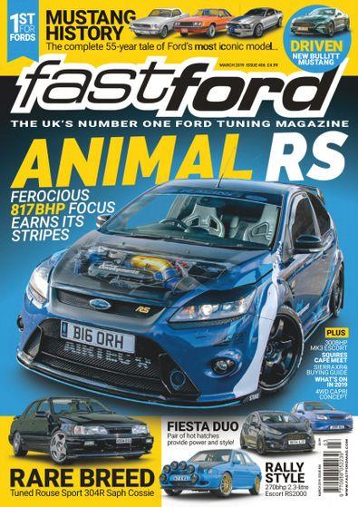Fast Ford Uk