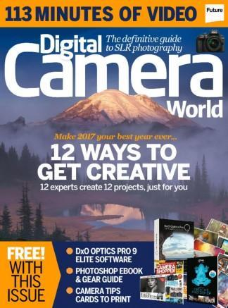 Magazine : Digital Camera Magazine (UK) Magazine 12 Month Subscription