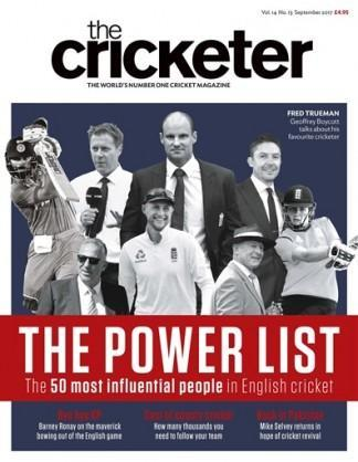 The Cricketer Uk