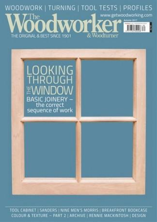 The Woodworker Uk magazine