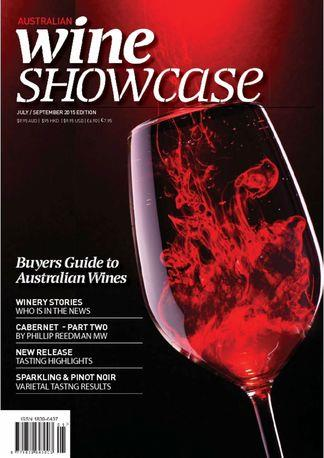 Wine Showcase magazine