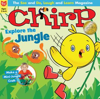 Magazine : Chirp Magazine 12 Month Subscription