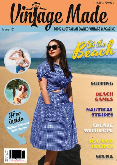 Magazine : Vintage Made Magazine 12 Month Subscription