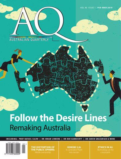 Aq Australian Quarterly