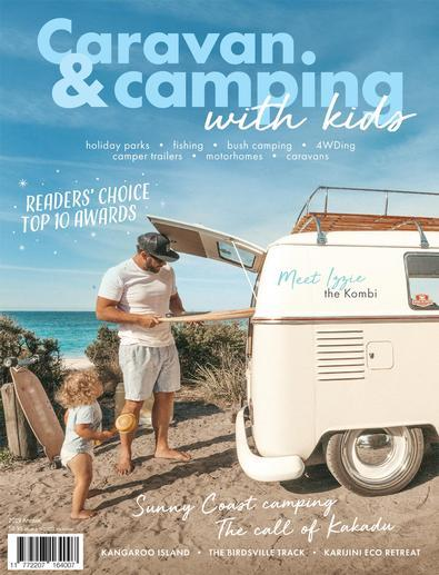 Caravan And Camping With Kids magazine