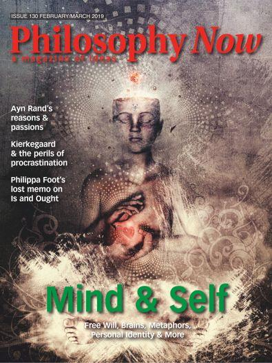 Magazine : Philosophy Now (UK) Magazine 12 Month Subscription