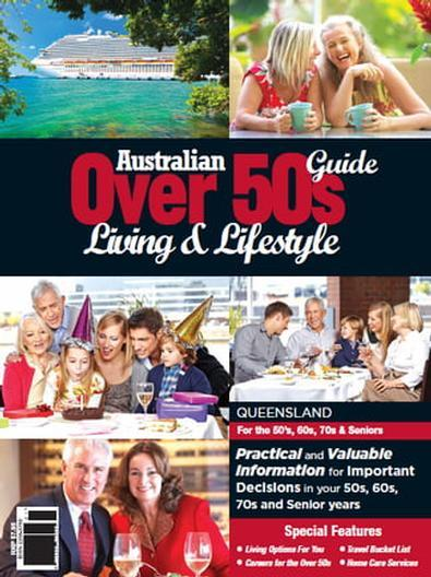 Australian Over 50s Living And Lifestyle Guide Qld magazine