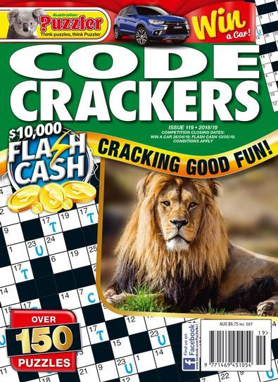 Magazine : Code Crackers Magazine 12 Month Subscription