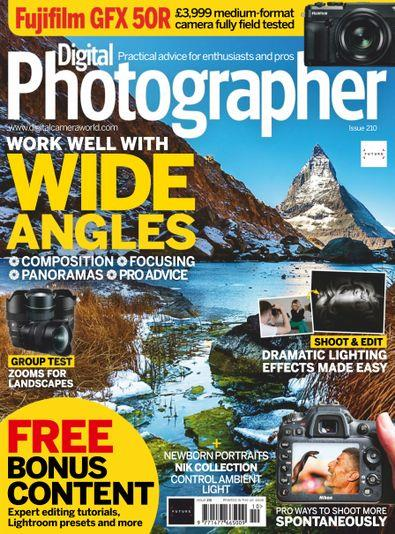 Magazine : Digital Photographer (UK) Magazine 12 Month Subscription