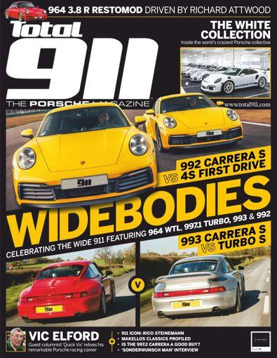 Total 911 Uk magazine