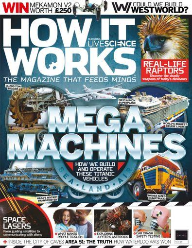 Magazine : How it Works (UK) Magazine 12 Month Subscription