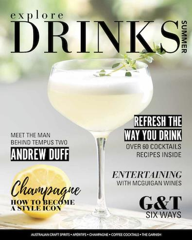 Explore Drinks magazine