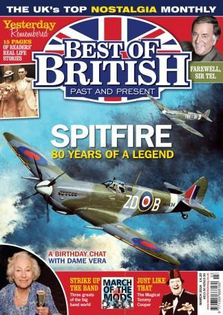 Best Of British Uk magazine