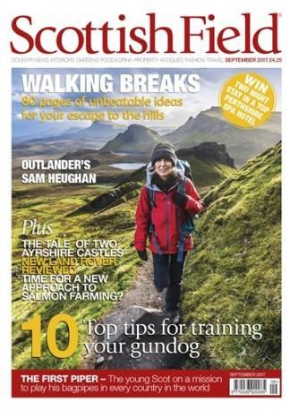 Magazine : Scottish Field (UK) Magazine 12 Month Subscription