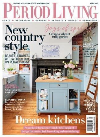 Magazine : Period Living (UK) Magazine 12 Month Subscription