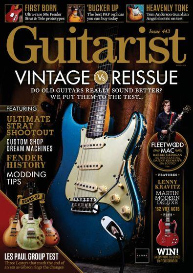 Magazine : Guitarist (UK) Magazine 12 Month Subscription