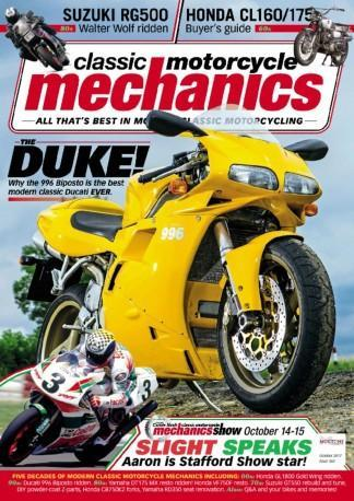 Classic Motorcycle Mechanics Uk magazine