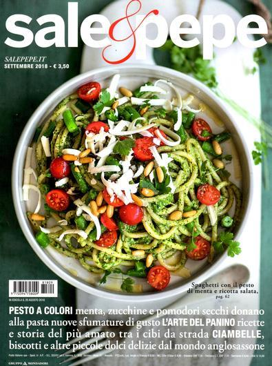 Magazine : Sale E Pepe (Italy) Magazine 12 Month Subscription