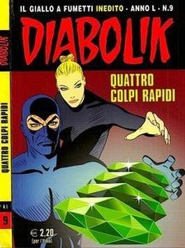 Magazine : Diabolik Inedito (Italy) Magazine 12 Month Subscription