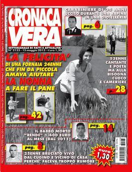 Magazine : Nuovo Cronaca Vera (Italy) Magazine 12 Month Subscription