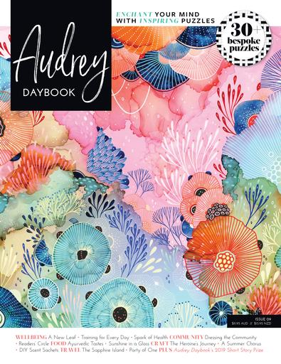 Magazine : Audrey Puzzle Daybook Magazine 12 Month Subscription