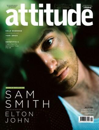 Magazine : Attitude (UK) Magazine 12 Month Subscription