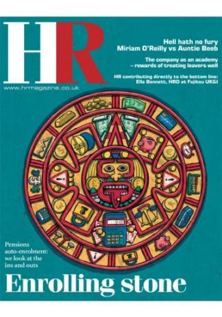 Magazine : HR (UK) Magazine 12 Month Subscription