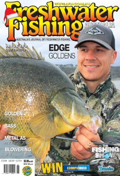 Magazine : Freshwater Fishing Australia Magazine 12 Month Subscription