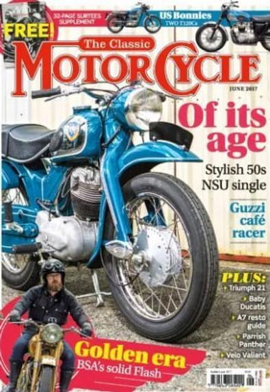 The Classic Motorcycle Uk