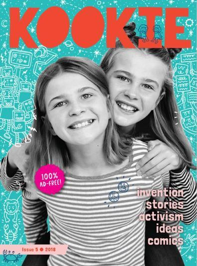 Magazine : Kookie Magazine 12 Month Subscription