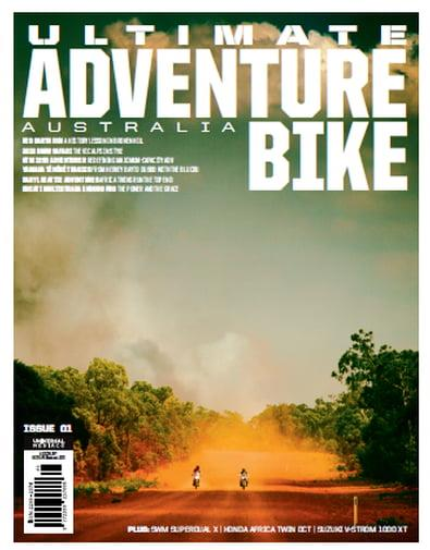 Magazine : Ultimate Adventure Bike Magazine 12 Month Subscription