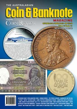 Australasian Coin And Banknote magazine