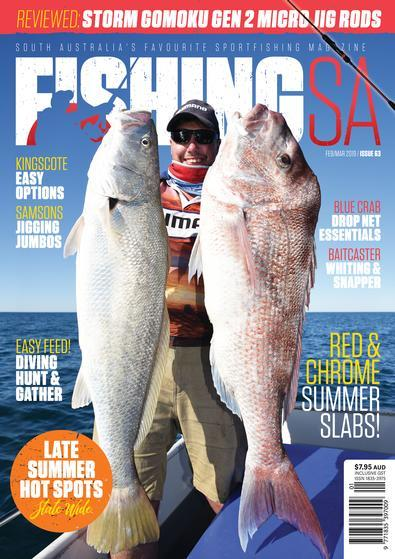 Magazine : Fishing SA Magazine 12 Month Subscription