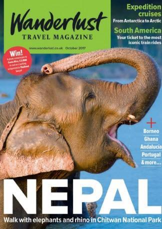 Wanderlust Travel Uk magazine