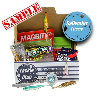Magazine : Tackle Club Estuary Fishing Box Magazine 12 Month Subscription