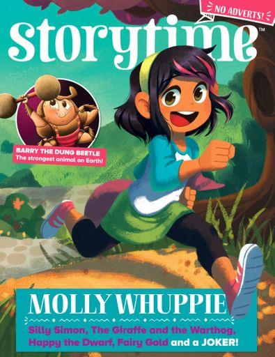 Magazine : Storytime (UK) Magazine 12 Month Subscription