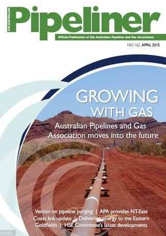 Magazine : The Australian Pipeliner Magazine 12 Month Subscription