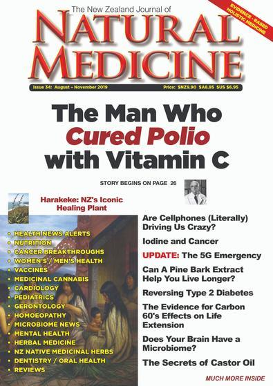 The New Zealand Journal Of Natural Medicine Nz