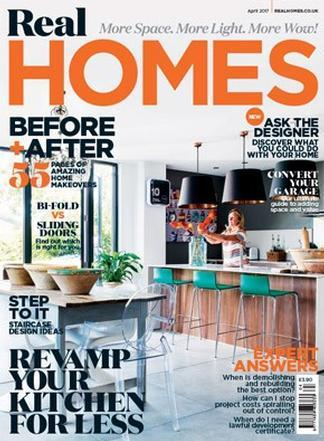 Magazine : Real Homes (UK) Magazine 12 Month Subscription