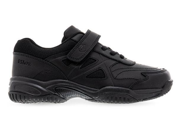 Image of ALPHA ROCCO 2 (PS) KIDS ATHLETIC BLACK