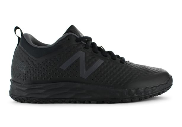 Image of NEW BALANCE INDUSTRIAL 806 (D) WOMENS BLACK
