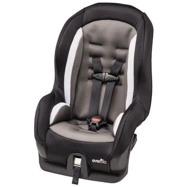 Image of Evenflo Tribute Convertible Car Seat