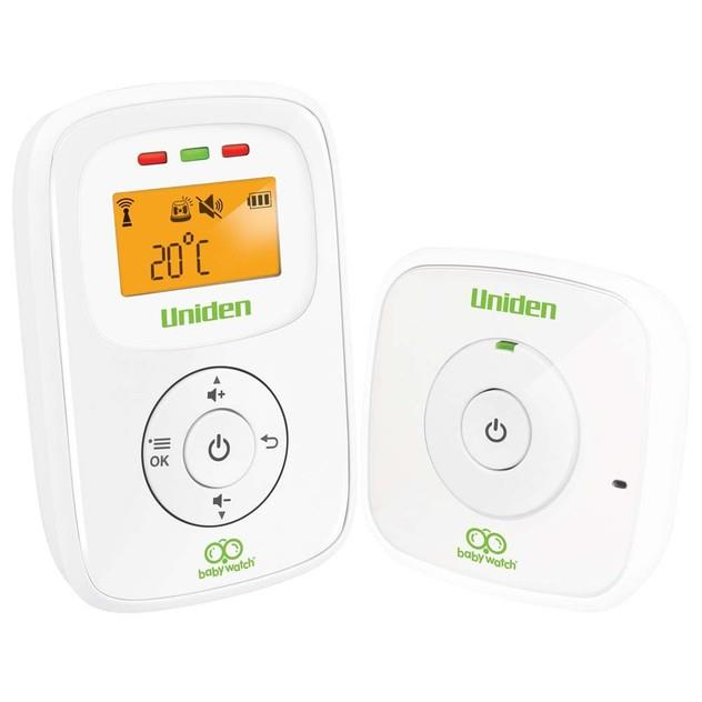Image of Uniden BW130 Baby Audio Monitor With Temperature